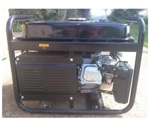 Gerador de energia à gasolina 2,5 kva potência de 6,5 hp
