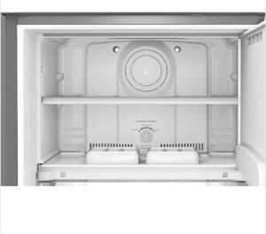 Refrigerador inox Consul 342L novinho