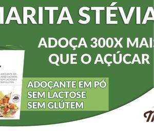 Stevia Adoçante Zero Calorias
