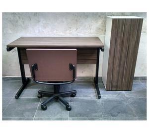 Móveis escritório mesa, armário e cadeira diretor