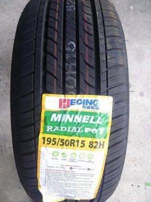 Par de pneu aro 15 novos