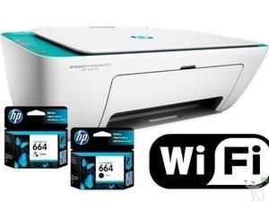 Impressora HP  Deskjet Multifuncional Bivolt