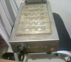 Maquina de Crepe
