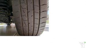 "4 pneus civic  para rodar km.aro 16"".goodyear eagl"