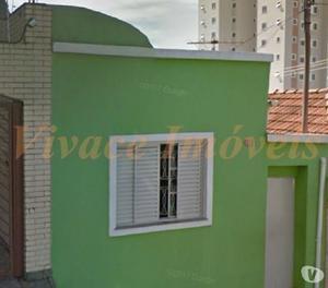 9535 - Casa Térrea na Vila Guilherme, 2 Dormitórios