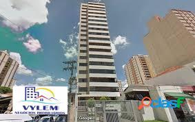 Apartamento 180,00 m², 03 dormitórios, 01 suíte, 02 vagas