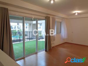 Apartamento Mobiliado em Alphaville no Edificio ALPHA PARK