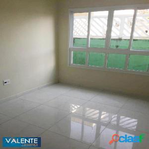 Apartamento Novo com 1 dormitório em São Vicente
