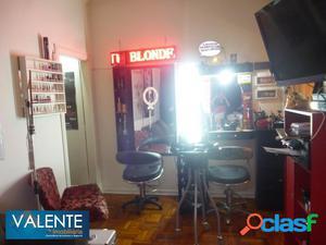 Apartamento com 1 dormitório no Centro de São Vicente