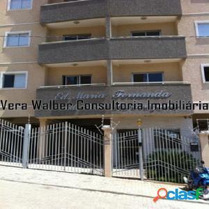 Apto novo 3 dormitórios/1 suíte, 2 vagas - Vila Augusto