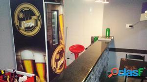 Bar e Entretenimento na Vila Mathias 170 m².