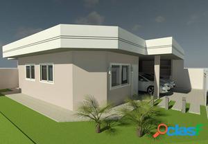 CASA EM CONSTRUÇÃO - Casa a Venda no bairro Vila Bela -