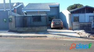 CASA EM CONSTRUÇÃO EDUARDO CHAIA - Casa a Venda no bairro