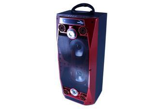 Caixa de Som em Mdf 40 Watts RMS 2 Alto Falantes Display de