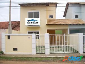 Casa Duplex Nova Araruama RJ Areal 2 Quartos Sendo 2 Suítes