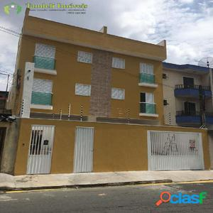 Cobertura sem condomínio, 2 dormitórios, Jd Guarará