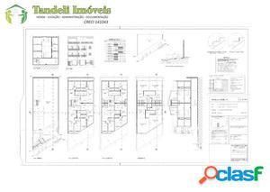 Cobertura sem condomínio, 2 dormitórios, Vila Bastos