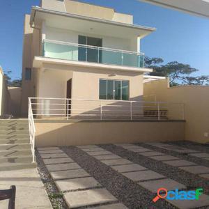Espetacular Duplex 3 Quartos - Novo Rio das Ostras - Casa