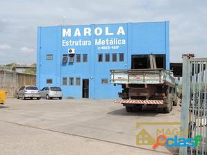 Galpão Industrial 2000 m² em Itu SP - Jardim Melissa