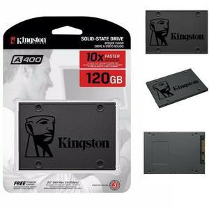 HD SSD 120GB Kingston, Novo, original, lacrado de fábrica,