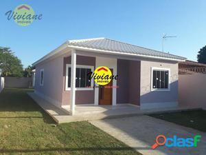 LInda casa em Itaipuaçu com 3 quartos