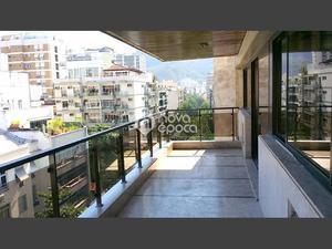Leblon, 4 quartos, 2 vagas, 344 m² Avenida General San