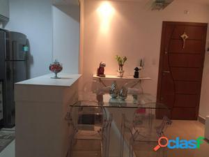 Lindo Apto sem condomínio, 3 dorms, suíte, 75 m²