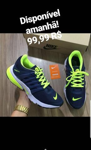 Novo Tênis Nike Masculino Azul