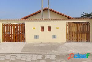 Oportunidade Casa Nova Em Itanhaém!!! Minha Casa Minha