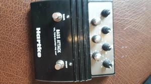 Pedal bass attack Hartke vxl