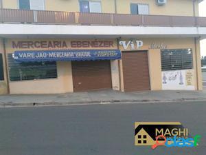 Salão Comercial com 60 m² no Santa Marta