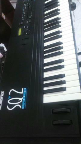 Teclado sintetizador Ensoniq SQ2