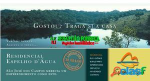 Terreno em condomínio na Zona Norte de São José dos