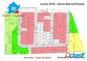 Terreno para Venda Residencial Santa Maria