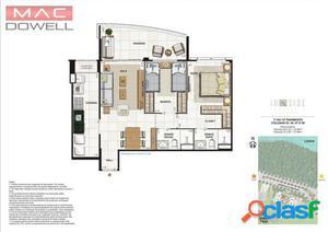 Venda - Apartamento de 95,21 m² - Barra da Tijuca/RJ