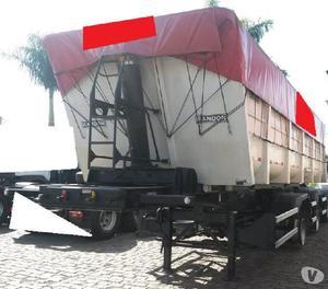 carreta basculante 35 m³ ano 2012 marca Randon
