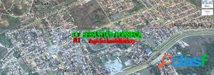 Área com 60 hectares na Beira da Rodovia Dutra - Mista