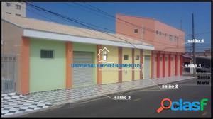 salão Comercial na Vila Hortencia