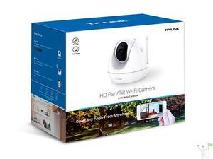 Camera Wifi Nc450 Tp-link Pan-tilt Dia E Noite 300MBPs