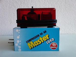 Compressor de Ar Master Luxo 127v (100L /h) (Usado)