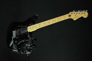 Guitarra Strato Fender Mex Black Special Edition