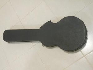 Hard Case - Estojo para Guitarra - Les Paul Rígido;