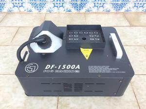 Máquina de fumaça profissional com LED w para DJ e