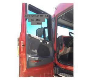 Scania Highiline R 420 6x2 Ano 2011
