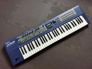 Teclado Sintetizador Roland Jx 305 Groovesynth