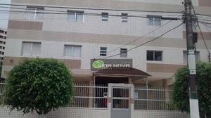 Apartamento para venda e locação, Vila Tupi, Praia
