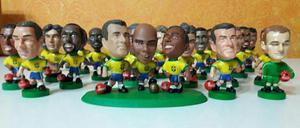 """Bonecos da """"Seleção Brasileira de Futebol"""" Copa do"""