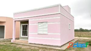 CASA 2 DORMITÓRIOS MINHA CASA MINHA VIDA - Casa a Venda no