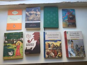 Combo de livros clássicos