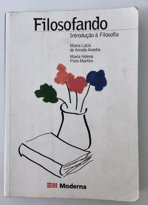 Livro Filosofando: Introdução à Filosofia